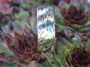 Bague mokumé Argent 925 et cuivre sur devis