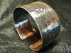 Bracelet-martelé vendu
