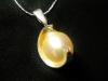 Pendentif Perle Gold des Mers du Sud  Vendu